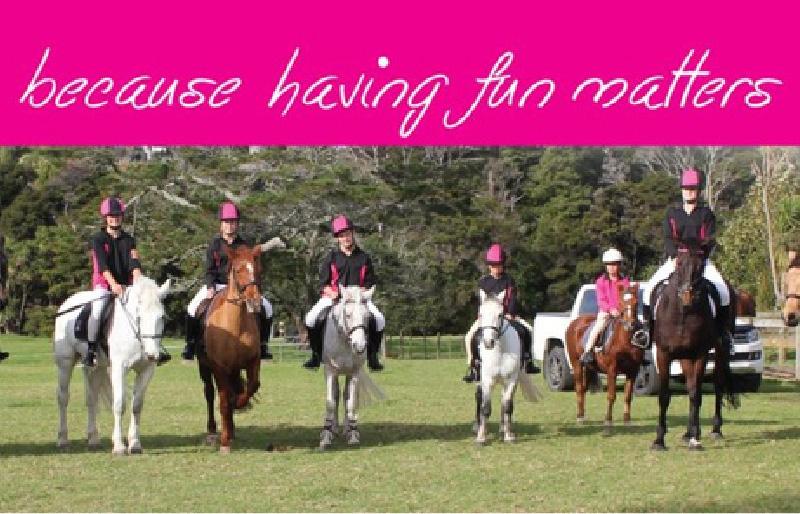 The Wainui Pony Club